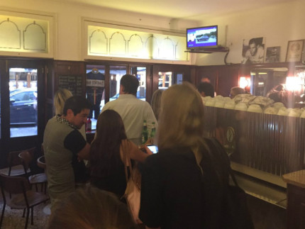 Bar centrale a Monaco