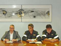 Convenzione Vigili del Fuoco-Regione Marche