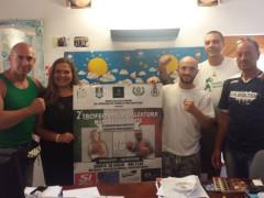 Presentazione Trofeo della Calzatura di boxe a Porto Sant'Elpidio