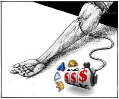 Pronti a denuncia per istigazione al gioco d'azzardo