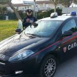 Controlli dei Carabinieri, gazella, militari, 112