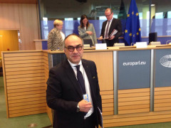 Massimo Bello europarlamento