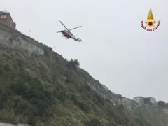 Caduta al Passetto di Ancona