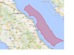 Permessi a Spectrum per progetti in Adriatico