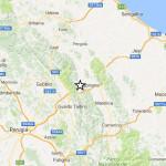 Scossa 3.2 scala Richter a Fabriano