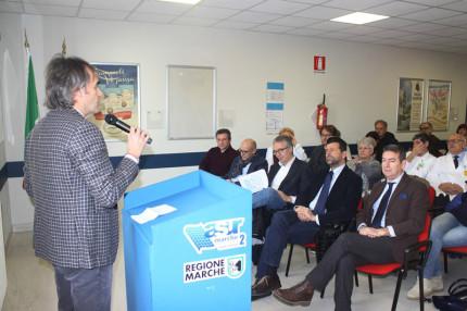 I vertici della sanità marchigiana e locale riuniti a Senigallia: intervento di Maurizio Bevilacqua