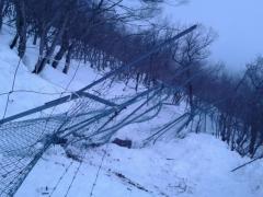 Situazione neve nel Parco dei Monti Sibillini