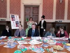 Presentazione Carnevale ad Ancona