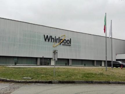 Inaugurazione stabilimento Whirpool