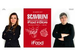 Sara Salvoni e Annalaura Levantesi: show cooking allo Scavolini Store di Jesi