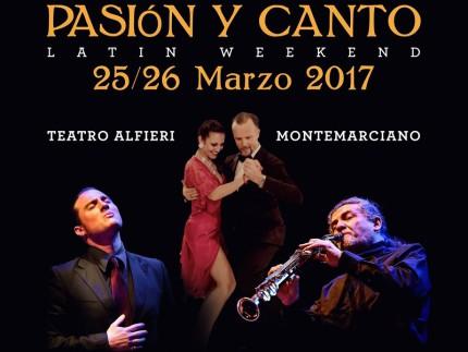 """Pasion y canto"" a Montemarciano"