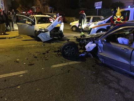Incidente a Falconara