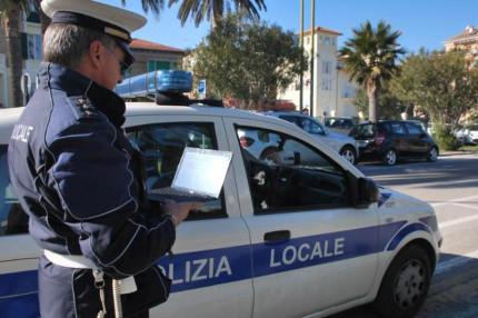 Il nuovo targa system disponibile alla polizia locale di San Benedetto del Tronto