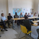 Conferenza stampa di presentazione del progetto Migrarti Land