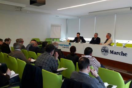 Svolto ad Ancona il seminario sulla ricostruzione post-sisma della Cna Marche