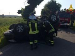 Incidente a Chiaravalle