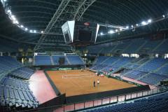 Tennis all'Adriatic Arena di Pesaro
