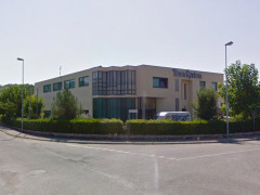 La sede Teamsystem in via Caduti del Lavoro a Senigallia