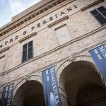 Il teatro G.Persiani di Recanati (esterno)