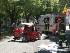 Incidente ad Ostra