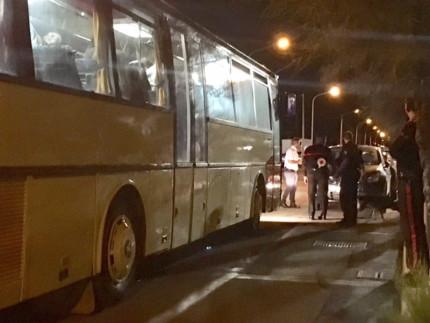 I controlli a Montemarciano da parte dei Carabinieri