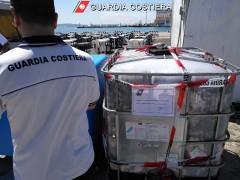 Sequestro operato dalla Guardia Costiera