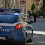 Volante della Polizia ad Ancona