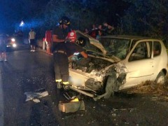 Incidente stradale a Polverigi