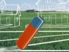 Procedimento per riclassificare le aree edificabili in aree non edificabili, risparmio di suolo, limitare il consumo di suolo