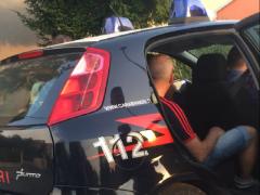 Arresto dei Carabinieri a Castelferretti