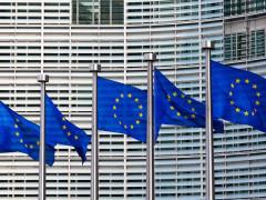 Bruxelles, la sede dell'Unione Europea