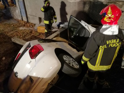 Incidente a Serra San Quirico