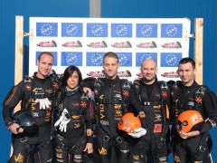 Paracadutismo: il team 610 - Marche in Volo