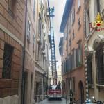 Interventi dei Vigili del Fuoco ad Ancona