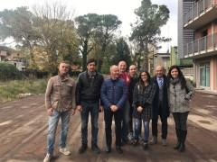 Lavori pubblici a Castelferretti