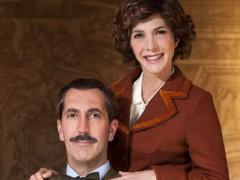 Maria Amelia Monti e Paolo Calabresi