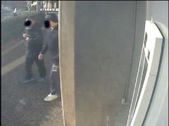 Uomini arrestati per rapina