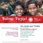 """Chiesa Santa Maria delle Grazie di Ancona """"Un Canto per l'India"""""""