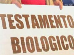Testamento biologico