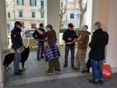 Controlli della Polizia di Ancona