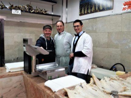 """Inviato di """"La prova del cuoco"""" ad Ancona"""