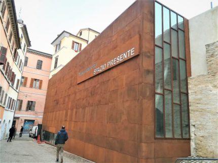 Ampliamento Museo della Città ad Ancona