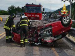 Incidente a Fabriano
