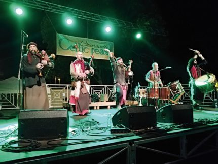 Festa celtica di Chiaravalle
