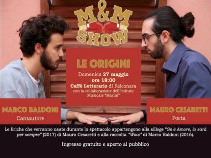 Marco Baldoni e Mauro Cesaretti