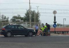 Incidente stradale a Marzocca
