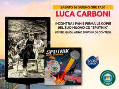 Luca Carboni al Centro Commerciale Auchan Conero