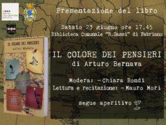 Presentazione libro a Fabriano
