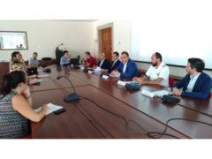 Conferenza Stampa al porto di Ancona