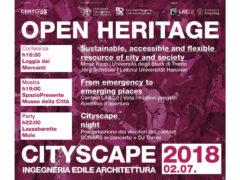 Locandina Cityscape 2018